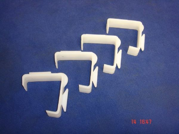 4 x External Line Holder Clips for Builders Brick Building Profiles Blakes PT